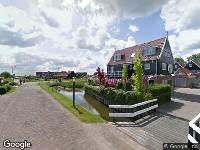 Ambulance naar Kerkbuurt in Marken