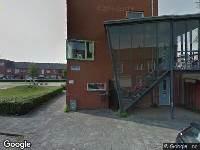 112 melding Ambulance naar IJsselplein in Breda