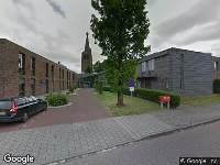 Ambulance naar Hofpad in Leende