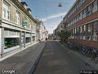 Ambulance naar Stationsstraat in Tilburg