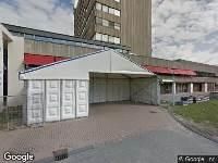 Brandweer naar Burgemeester Banninglaan in Leidschendam