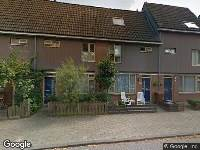 112 melding Ambulance naar Havermansstraat in Breda