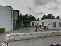 Ambulance naar Klaproosstraat in Bergeijk