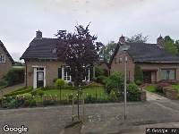 Ambulance naar Molenstraat in Ulvenhout