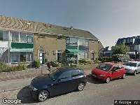 Ambulance naar Wilhelminastraat in Egmond aan Zee