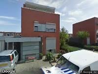 Ambulance naar Gijs van Aardennestraat in Herten