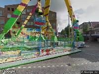 Ambulance naar Hofplein in Alkmaar