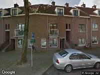 Ambulance naar Stationsweg in Baarn