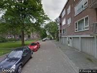 Brandweer naar Regelandisstraat in Zwolle