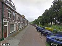 Brandweer naar Van Laersweg in Zwolle