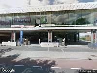 Ambulance naar Tramsingel in Breda