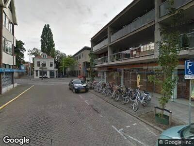 Brandweer naar Ruijterhoek in Zaandam