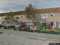 Ambulance naar Eisenhowerstraat in Egmond aan Zee
