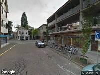 112 melding Ambulance naar Ruijterhoek in Zaandam