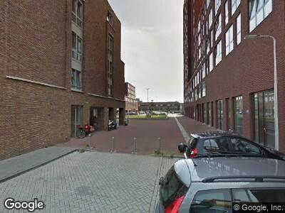 Ambulance naar Kievitstraat in Nijmegen