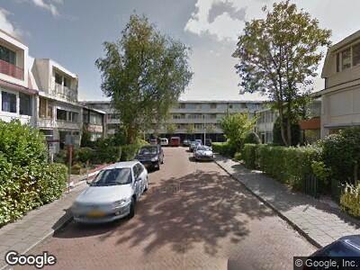 Ambulance naar Schiermonnikoogstraat in Amstelveen