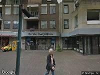 Ambulance naar Julianaplein in Beuningen