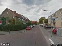 Traumahelikopter naar Turfstraat in Hilversum