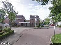 Brandweer naar Van Pallandtmarke in Zwolle