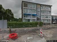 112 melding Brandweer naar Harlingerstraatweg in Leeuwarden