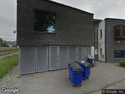 Brandweer naar Kögllaan in Utrecht