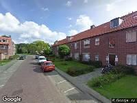 Brandweer naar Pieter van Bleyswijkstraat in Zwolle