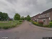 Ambulance naar Van der Goesstraat in Duiven