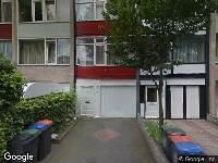 Ambulance naar Dussekstraat in Tilburg