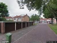 Ambulance naar Daniel Stalpaertstraat in Breda