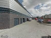 112 melding Ambulance naar IABC in Breda