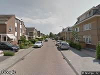 Brandweer naar Anna van Raesfeltstraat in Schipluiden