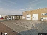 112 melding Politie naar Daviottenweg in 's-Hertogenbosch