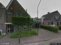 Ambulance naar Dorpsstraat in Esch