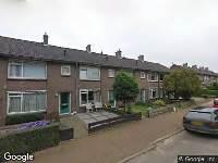 Brandweer naar Johan Evertsenstraat in Huizen