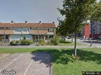 Ambulance naar Lieven de Keystraat in Breda