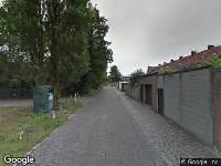 112 melding Ambulance naar Kadijkje in Breda