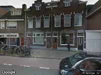 112 melding Ambulance naar Gansstraat in Utrecht