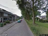 112 melding Ambulance naar Mechelenstraat in Breda