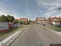 112 melding Ambulance naar Schuttersbergplein in Arnhem