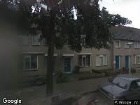 Ambulance naar Minckelersstraat in Eindhoven