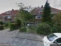 Brandweer en politie naar Bakenbergseweg in Arnhem