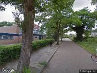 112 melding Brandweer naar Acaciastraat in Leeuwarden