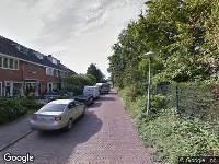 Ambulance naar Oude Houtensepad in Utrecht