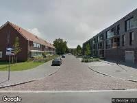 Ambulance naar Cornelis Outshoornstraat in Breda