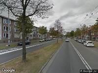 112 melding Brandweer en politie naar Huissensestraat in Arnhem