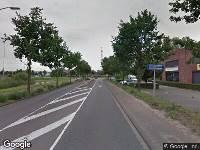 112 melding Brandweer naar IABC in Breda