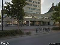 Ambulance naar Heuvelring in Tilburg