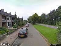 Brandweer naar Gooilandweg in Huizen