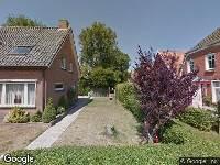 112 melding Brandweer naar Zevenhuizen in Schiermonnikoog