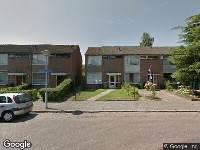 112 melding Ambulance naar Dendermondestraat in Breda